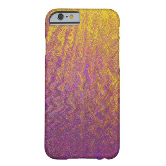 SUNSET ON PLANET VURION THREE BARELY THERE iPhone 6 CASE