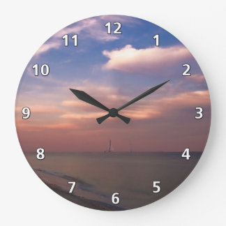 Sunset on Sanibel Island Clocks