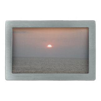 Sunset on Sea Belt Buckle