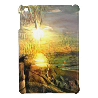 Sunset on the Beach iPad Mini Cover