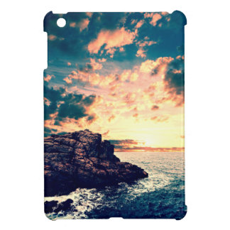 Sunset On The Horizon Cover For The iPad Mini