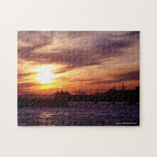 Sunset on the Hudson Puzzles