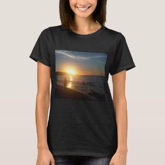 Sunset on the Island T-Shirt