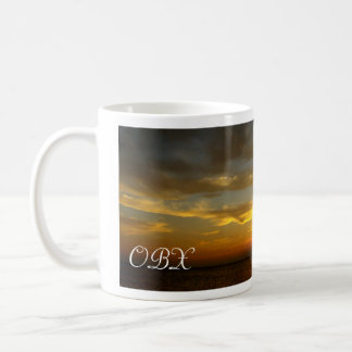 Sunset on the Sound Coffee Mug