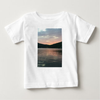 Sunset On The Water Baby T-Shirt