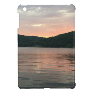 Sunset On The Water iPad Mini Covers