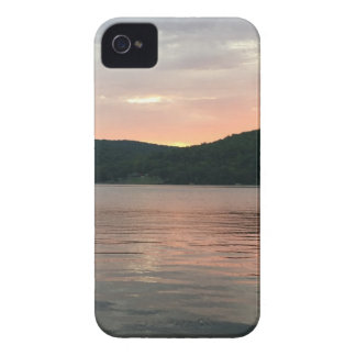 Sunset On The Water iPhone 4 Case