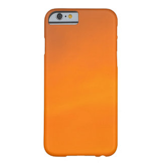 Sunset Orange Abstract iPhone 6/6s, Barely There Barely There iPhone 6 Case