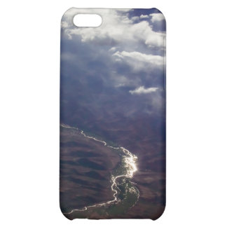 Sunset over Afghanistan iPhone 5C Cases