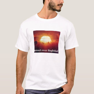 Sunset Over Baghdad T-Shirt