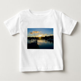 Sunset over Cape Cod Baby T-Shirt