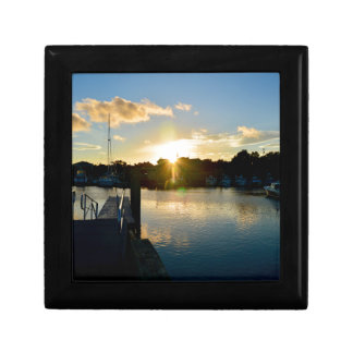 Sunset over Cape Cod Gift Box