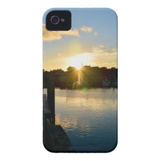 Sunset over Cape Cod iPhone 4 Cases