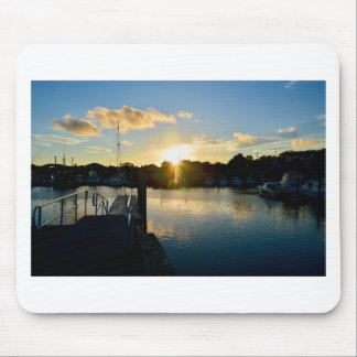 Sunset over Cape Cod Mouse Pad
