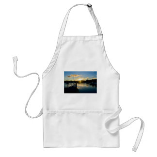 Sunset over Cape Cod Standard Apron