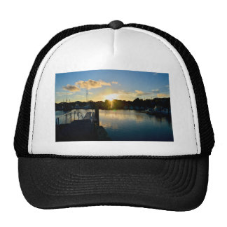 Sunset over Cape Cod Trucker Hat