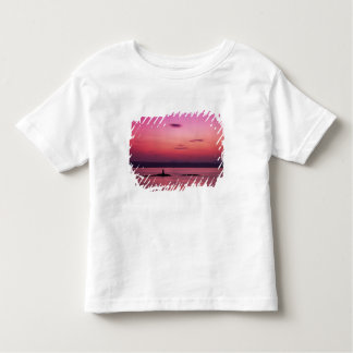 Sunset over Isle of Skye, from Mallaig, Toddler T-shirt
