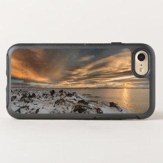 Sunset over lake Myvatn, Iceland OtterBox Symmetry iPhone 7 Case