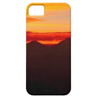 Sunset Over Longs Peak Colorado iPhone 5 Cases