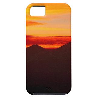 Sunset Over Longs Peak Colorado iPhone 5 Cover