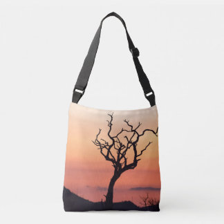 Sunset over Madikwe Crossbody Bag