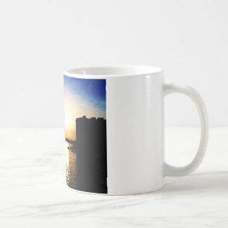 Sunset Over Miami Coffee Mug