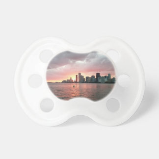 Sunset over Miami Pacifier