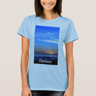 Sunset Over Santa Cruz Island T-Shirt
