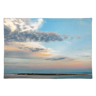Sunset over the Island Placemat