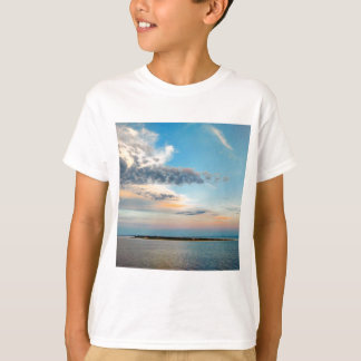 Sunset over the Island T-Shirt