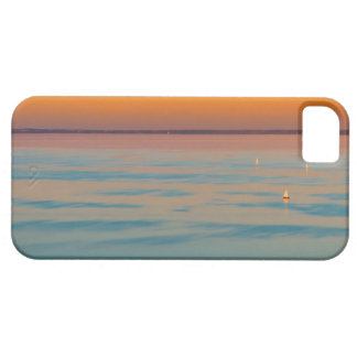 Sunset over the lake Balaton, Hungary Case For The iPhone 5