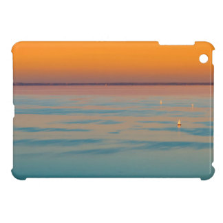 Sunset over the lake Balaton, Hungary iPad Mini Cover