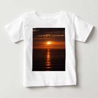 Sunset Over the Pacific Baby T-Shirt