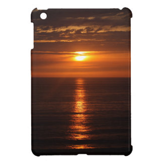 Sunset Over the Pacific iPad Mini Cover
