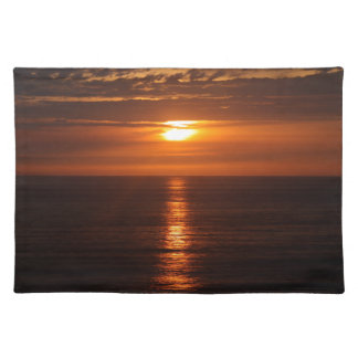 Sunset Over the Pacific Placemat
