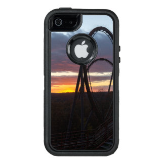 Sunset Over Wildfire OtterBox iPhone 5/5s/SE Case