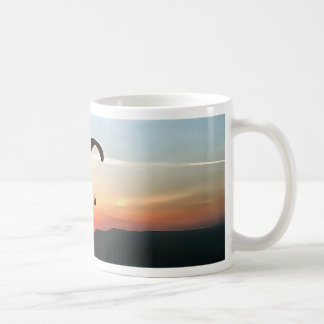 Sunset Paraglide Coffee Mug