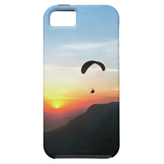 Sunset Paraglide iPhone 5 Cover