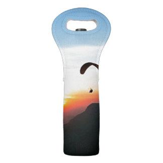 Sunset Paraglide Wine Bag