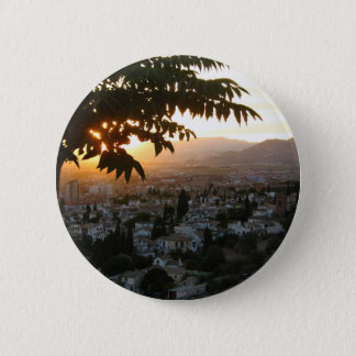 Sunset Photography Round Badge 2 Inch Round Button