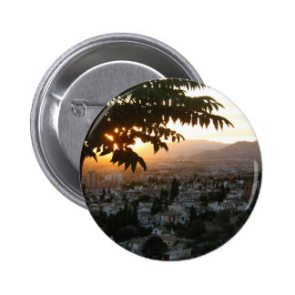 Sunset Photography Round Badge 2 Inch Round Button