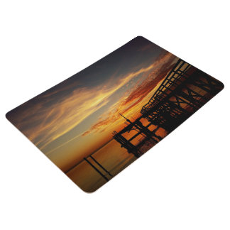 Sunset Picture Mats