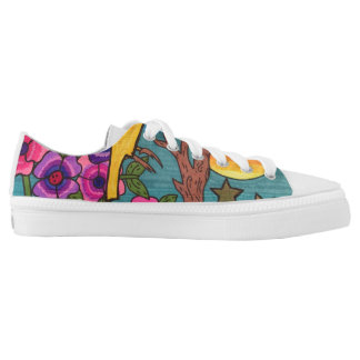 Sunset place Low-Top sneakers