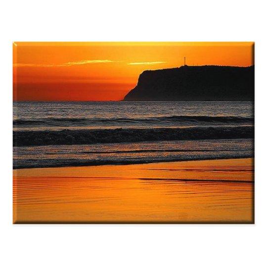 Sunset Point Loma Postcard