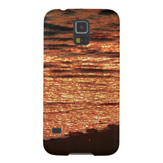 Sunset Reflected Galaxy S5 Case
