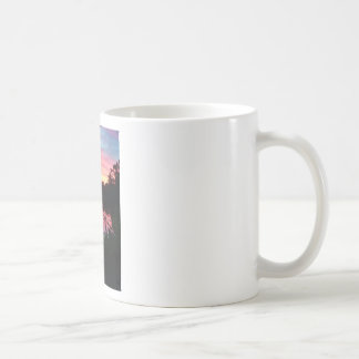 Sunset Reflections Before the Storm Coffee Mug