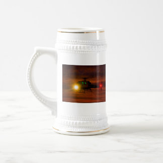Sunset Rescue Beer Stein