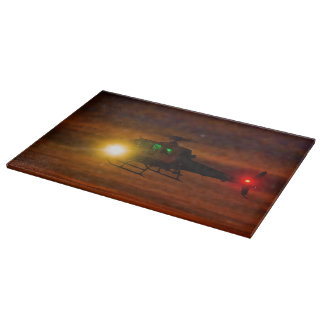 Sunset Rescue Cutting Board