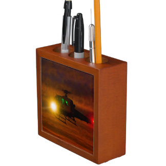 Sunset Rescue Desk Organizer