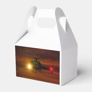 Sunset Rescue Favor Box